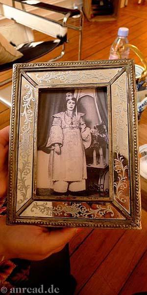 Inspiration: Shourouks tunesische Großmutter (Foto: Anna Pietschmann)