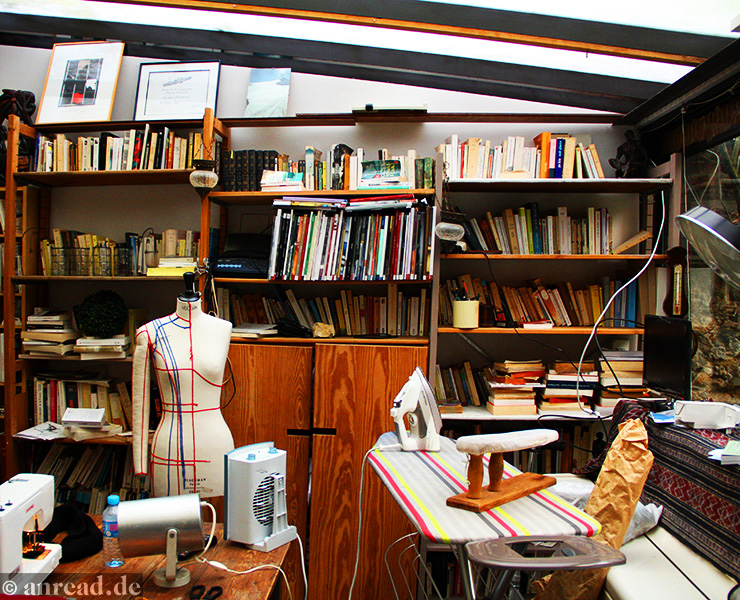 Atelier Armance Rotceig (Foto: Anna Pietschmann)