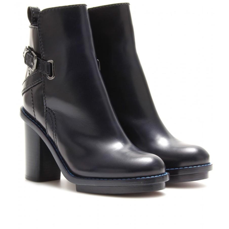 Ankle-Boots von Acne über mytheresa.com