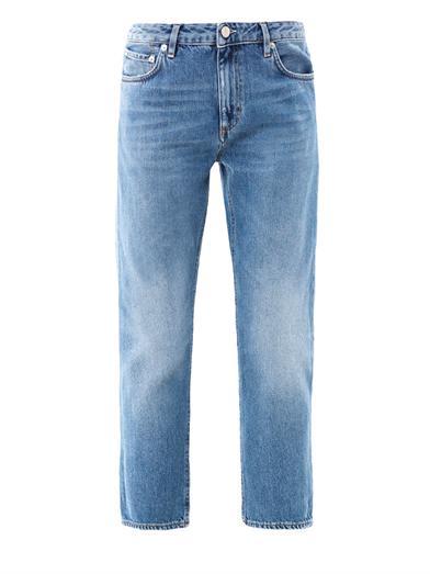 Boyfriend-Jeans von Acne über matchesfashion.com