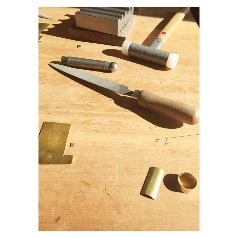 All things handmade brass