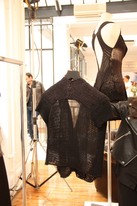 le moine tricote Foto: Anna Pietschmann