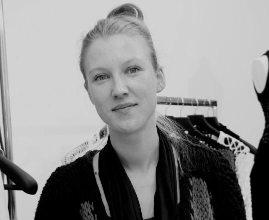 Alice Lemoine from le moine tricote Foto: Anna Pietschmann