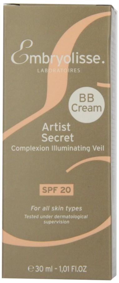 """Die BB Cream """"Voil Illuminateur"""" von Embryolisse mit SPF 20"""