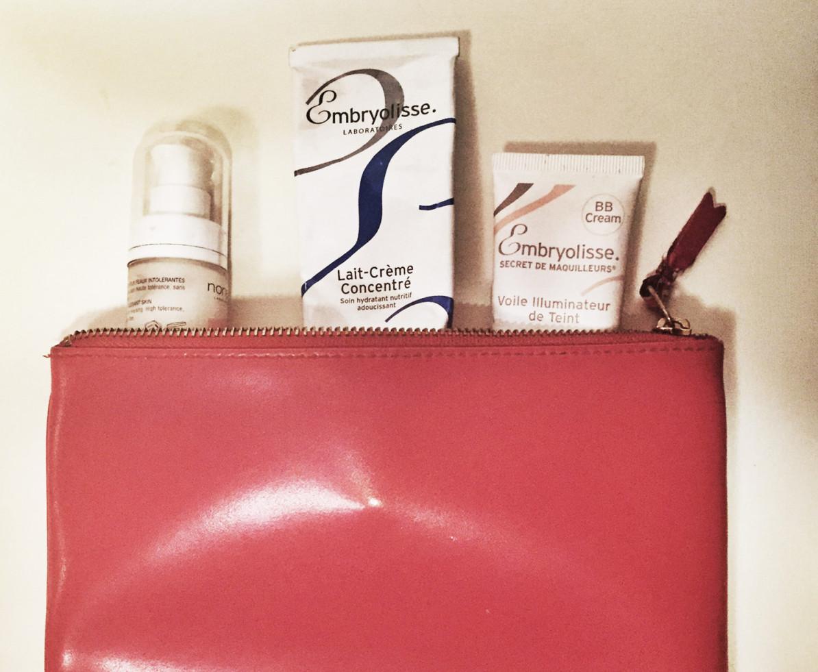 Drei französische Beauty-Produkte aus der Apotheke
