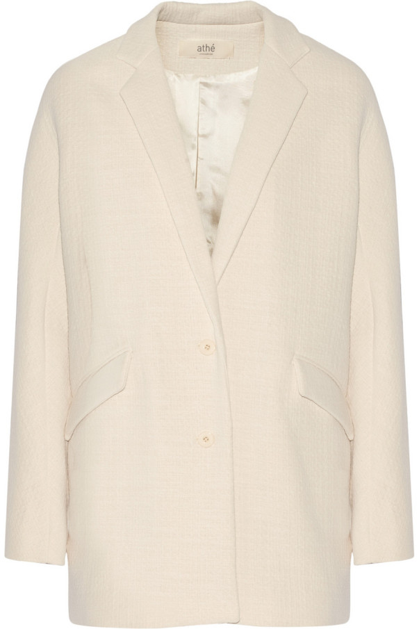Mantel aus Baumwollmischung von Vanessa Bruno, jetzt um 190 Euro, vorher 545 Euro