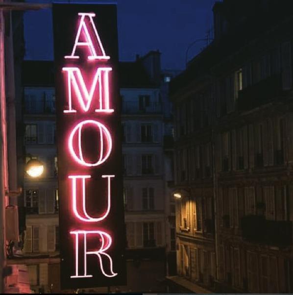 Das Hotel Amour im 9. Pariser Arrondissement