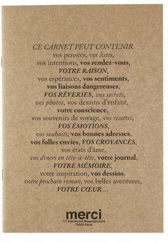 Der Concept-Store Merci ist ein Klassiker in Paris