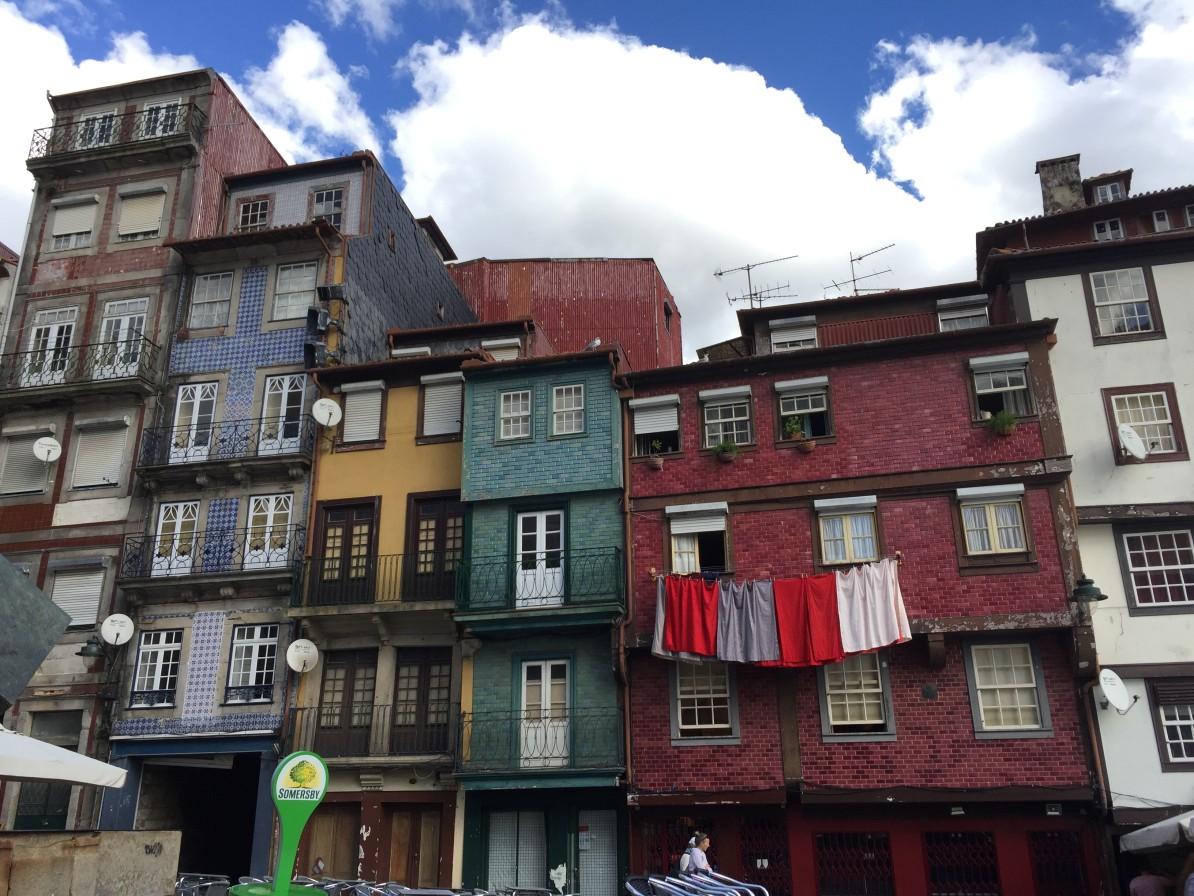 Porto: Alles bunt