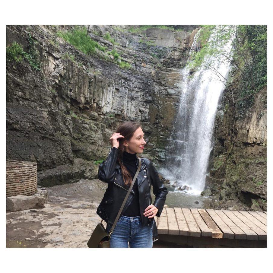 tbilisi waterfall leghvtakhevi